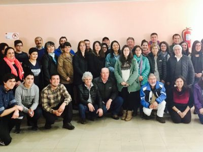 SENDA Capacitó a Dirigentes Sociales de la Localidad de La Junta