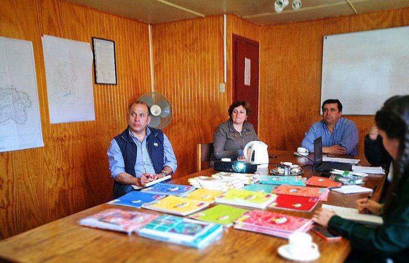 Senda Los Ríos convocó Mesa de Tratamiento adultos y adolescentes