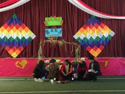 Promueven Pawa sin alcohol en ceremonias de finde año de Camiña