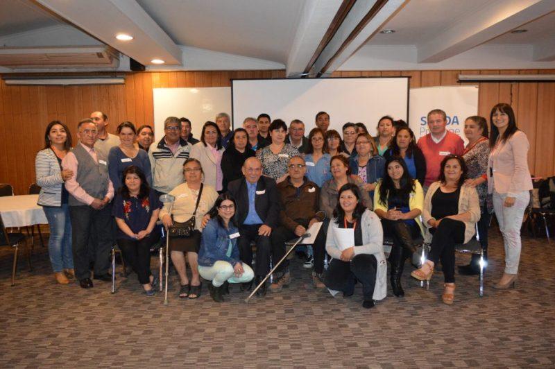 SENDA Previene Valdivia realizó Jornada de Integración Social en Contextos Comunitarios
