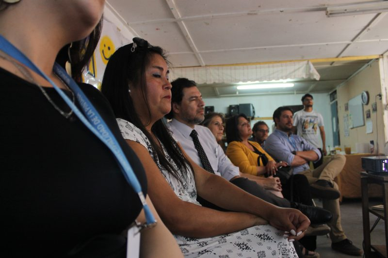 DEM-SENDA Previene de Tomé conforman nueva mesa Preventiva