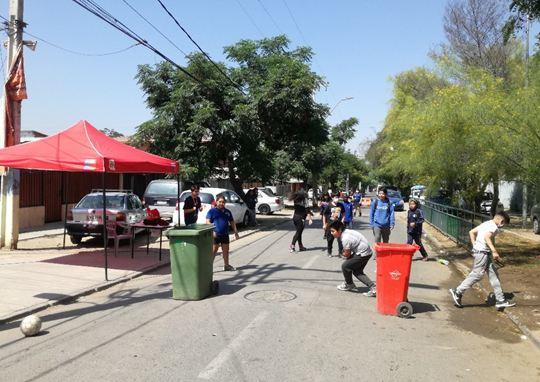 Comunidad de Huechuraba se suma a actividad de SENDA Previene
