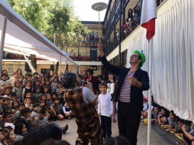SENDA Previene Providencia cierra trabajo preventivo anual en Colegio Juan Pablo Duarte