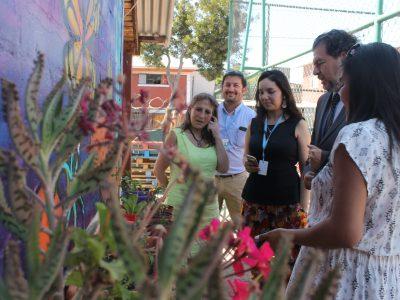 Planifican acciones preventivas en colegios de Punitaqui