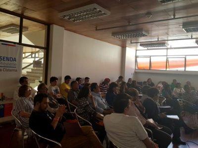 Positivo balance en encuentro final de la Red Comunal Preventiva de La Cisterna
