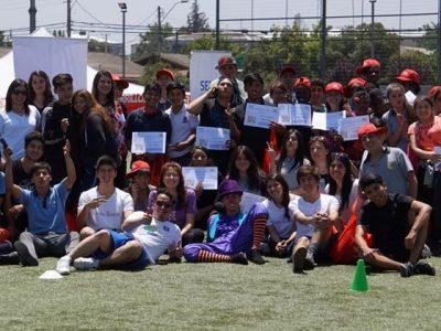 Estudiantes del programa Actuar a Tiempo finalizan trabajo correspondiente a 2017