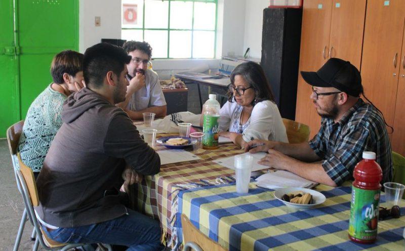 Previene Renca expone sobre oferta preventiva en espacios laborales