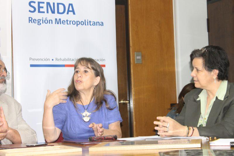Previene Lampa participa en segunda reunión de Red Ampliada comunal