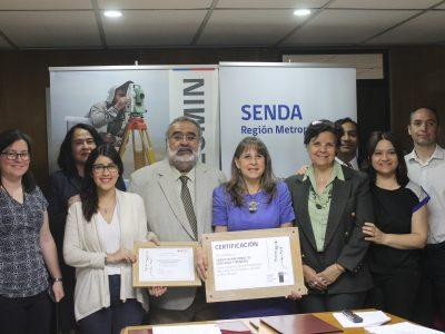 SENDA y SERNAGEOMIN  firman Política Preventiva en materia de drogas y alcohol