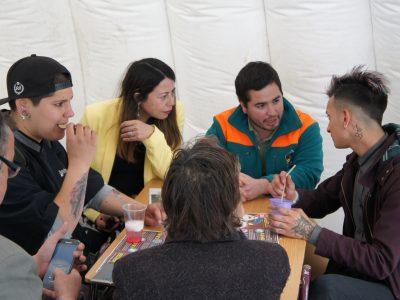Masiva Concurrencia Tuvo Pub Sin Alcohol en Coyhaique