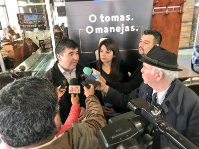 SENDA Los Ríos y Seremi de Transportes y Telecomunicaciones lanzaron Campaña de Prevención de Accidentes de Tránsito por consumo de Alcohol