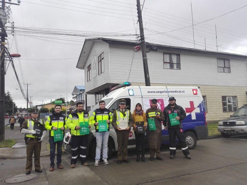 SENDA Los Lagos reitera el llamado a disfrutar celebración de Año Nuevo con responsabilidad