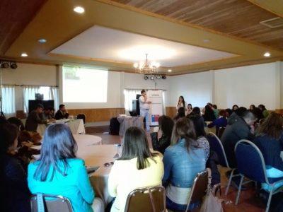 SENDA Los Lagos organizó jornada para abordar consumo y tráfico de sustancias ilícitas al interior de establecimientos educacionales