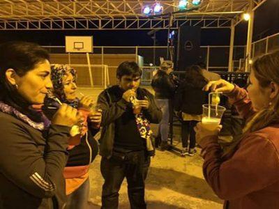 Vecinos de Villa Millenium disfrutaron de fiesta preventiva en Pozo Almonte