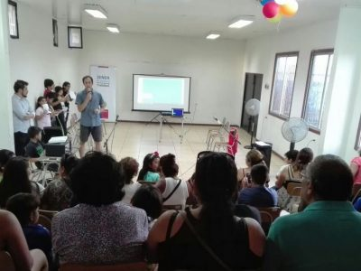 En Pudahuel difunden campaña de verano con obra de teatro