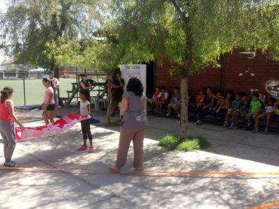 Con entretenidos talleres se difunde campaña «Verano Libre de Drogas» en Macul