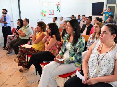 Internos del Penal de Curicó, culminan con éxito su  tratamiento de adicciones
