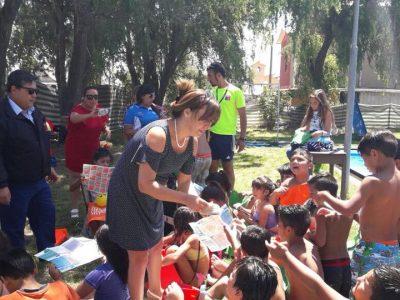 Seguridad Pública y Senda realizan charlas en liceos del Maule