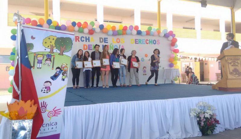 Previene Melipilla participa de última actividad de la Mesa de Infancia y Adolescencia
