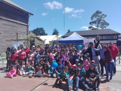 Punitaqui celebra el Día de la Convivencia Escolar