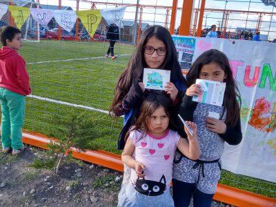 Campaña de Verano se despliega en la capital de Tierra del Fuego