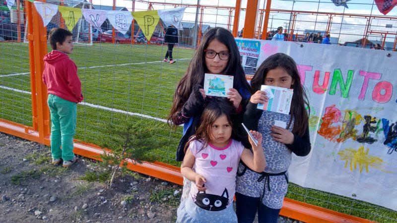 Programa de prevención de drogas en escuelas municipales es lanzado en Los Andes