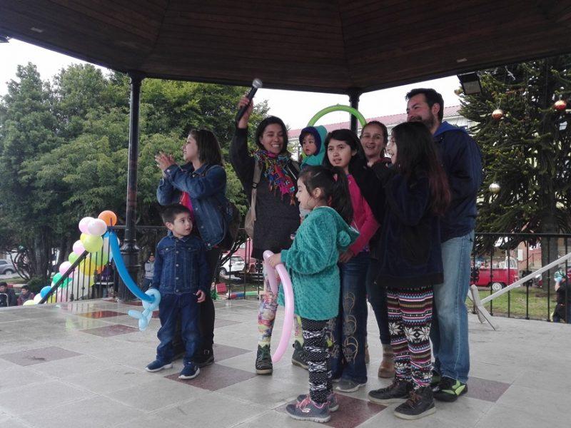 Con talentos de Ancud invitan a disfrutar un verano libre de drogas