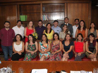 SENDA realizó primera jornada de trabajo anual junto a directores regionales