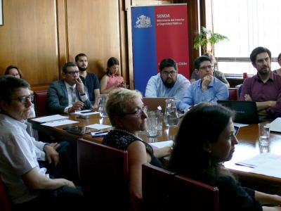Expertos internacionales analizan costos sociales y económicos del consumo de alcohol en Chile