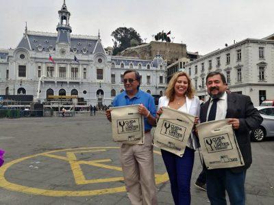 """Líderes juveniles y Previene Machalí, en la """"Senda"""" por la Vida Sana"""