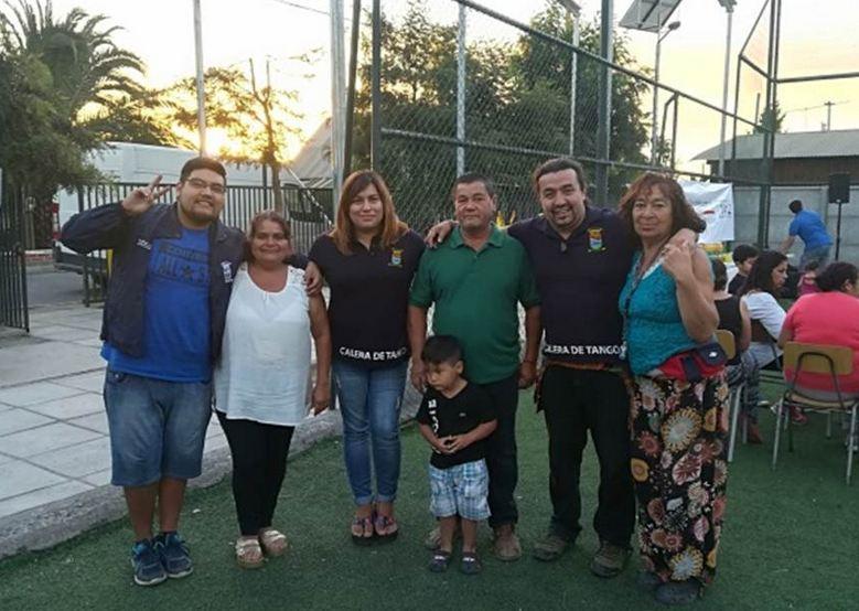 Vecinos y vecinas de Calera de Tango asisten a actividades por campaña de verano