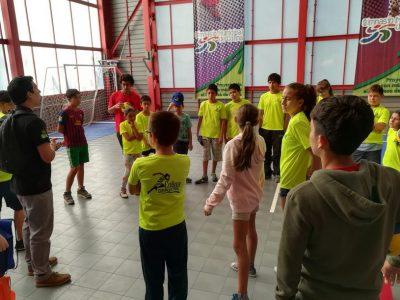 SENDA Previene Colina difunde campaña de verano en distintas actividades comunales