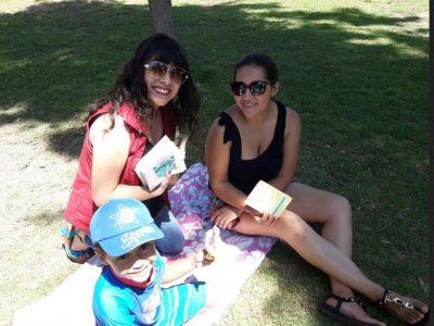 En el balneario Tegualda de Talagante difunden campaña de verano