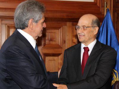 Director Nacional de SENDA abordó Tribunales de Tratamiento de Drogas con nuevo Presidente de la Corte Suprema