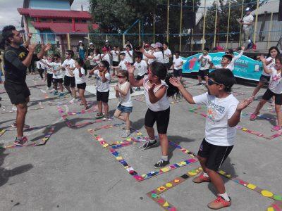 En Villa Quilacahuin de Osorno promovieron campaña Verano Libre de Drogas