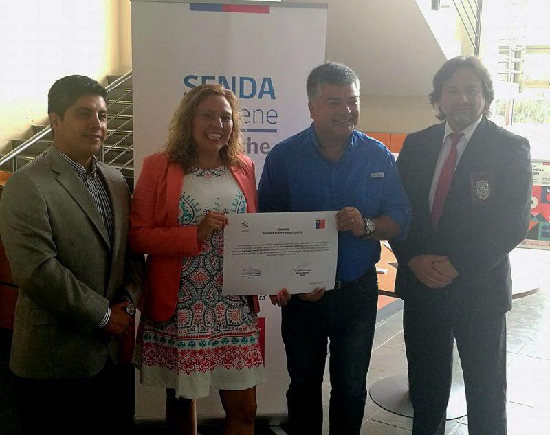 SENDA y Municipalidad de Limache inauguran nueva oficina Previene
