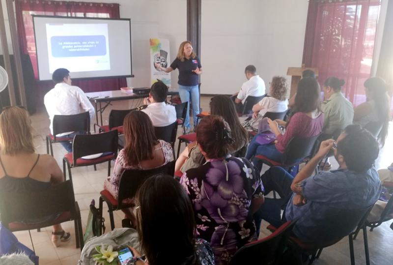Isla de Pascua cuenta con Oficina Provincial de Prevención del Consumo de Drogas