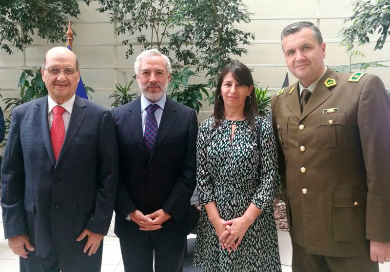 Director de SENDA participó en Cuenta Pública de Corte de Apelaciones de San Miguel
