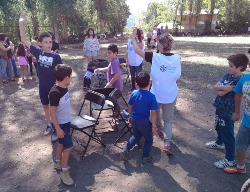 Vecinos y vecinas de San José de Maipo buscan potenciar el trabajo comunitario