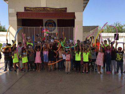 Paine desarrolla múltiples actividades para difundir campaña de verano