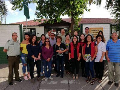 Carabineros y SENDA Previene Talagante comienzan a trabajar en seis establecimientos educacionales