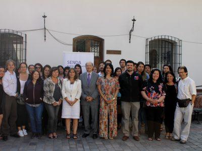 SENDA y SERNAMEG renuevan convenio que irá en beneficio de mujeres víctimas de la violencia