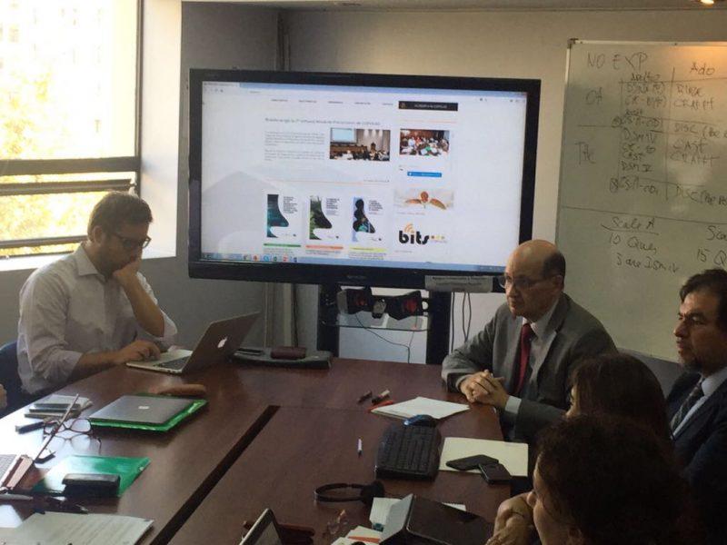 """Expertos internacionales se reúnen para evaluar y validar escalas e indicadores de """"Uso problemático de drogas"""""""