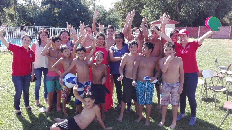 SENDA Araucanía cierra campaña de verano en Traiguén