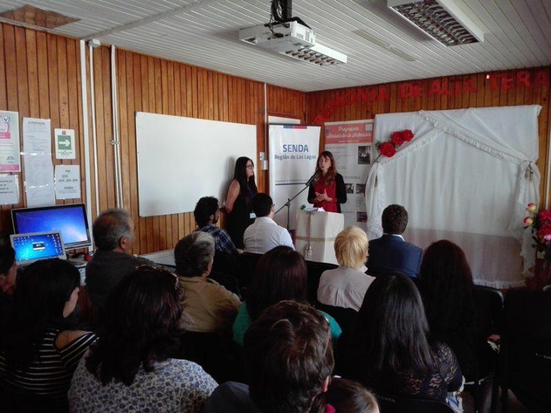 En Calbuco celebran logros en rehabilitación por consumo problemático de drogas y alcohol