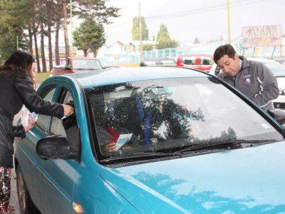 SENDA Aysén Llama al Autocuidado a Conductores Durante Feriados de Semana Santa