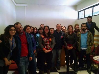SENDA Previene Paillaco da inicio al trabajo intersectorial 2018 en la comuna