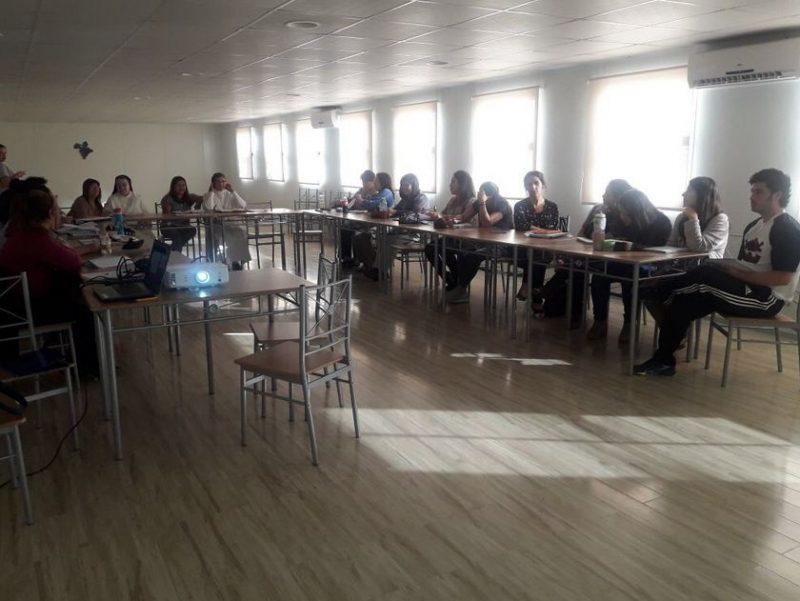 Previene Tiltil presenta resultados de caracterización en la Escuela La Merced