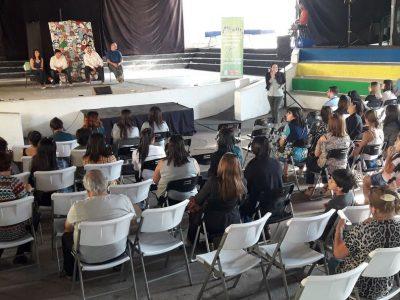 Previene Quilicura encabeza reunión de la red de Prevención, Tratamiento e Integración Social