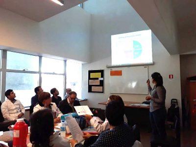 Senda Previene Cauquenes a través de su Programas de Prevención comienza plan de acción año 2018 en Liceo Claudina Urrutia